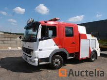 2006 Towing truck Mercedes (200