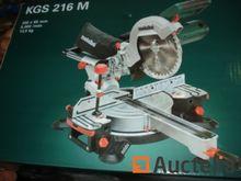 Metabo KGS 216