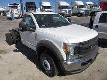 2017 Ford F550 0344328
