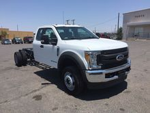 2017 Ford F550 0344332