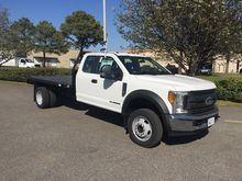 2017 Ford F550 0348989