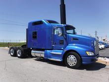 2012 Kenworth T660 0352573