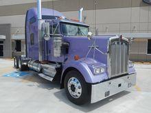 2010 Kenworth W900L 0353148