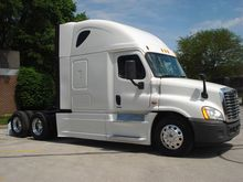 2014 Freightliner EVOLUTION125