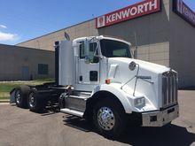 2013 Kenworth T800 0354697
