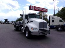 2018 Kenworth T440 6X4 0355016
