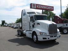 2012 Kenworth T660 0356413