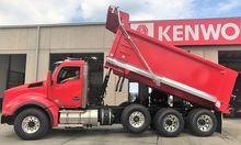 2018 Kenworth T880 0356785