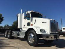2014 Kenworth T800 0358205