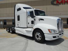 2012 Kenworth T660 0358867