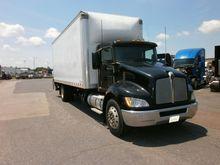 2012 Kenworth T270 0360162