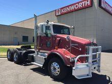 2014 Kenworth T800 0360334