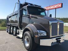 2018 Kenworth T880 0360659
