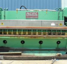 Pacific 750S14 Hydraulic Power