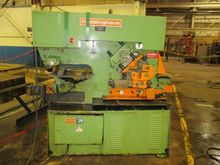 Peddinghaus Hydraulic Ironworke