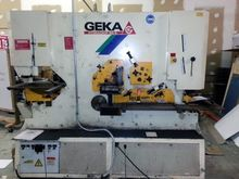 Geka Hydraulic Ironworker #2798