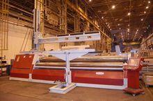 2012 AKYAPAK CNC 4-Roll Hydraul