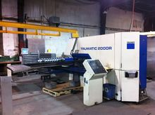 22 Ton Trumpf CNC Punch and Con