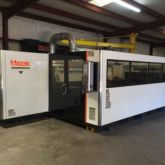 2012 Mazak Optiplex 3015 4KW CO
