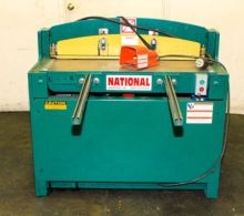 National NH3612 Hydraulic Shear