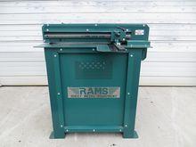 Rams Sheet Metal Power Slitter