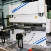 Wysong Hydraulic Press Brake #2