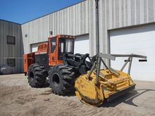 2013 Barko 930 Indus. tractor