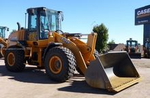 2013 Case 721F Wheel Loader For