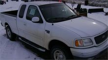 Used 2001 FORD F150