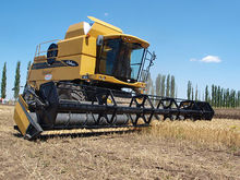 Used Harvester CHALL
