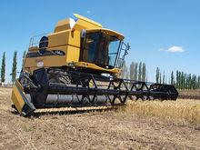 Used Combine harvest