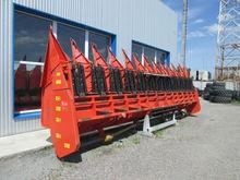 2011 harvesting equipment OROS