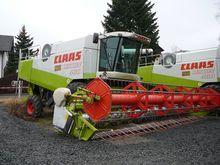 2002 Combine harvester CLAAS Le