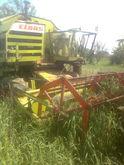1985 Combine harvester CLAAS co