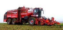 2004 beet harvesters Holmer Ter
