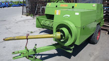 Used German baler PV