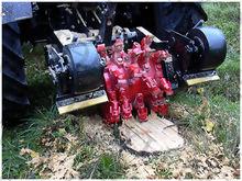 Used Stump grinders