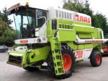 1995 Combine harvester CLAAS Me