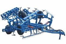 Cultivator steam trailed CAT-8
