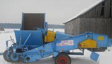 Potato harvester Z-643