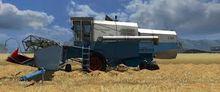 Combine harvester FORTSCHRITT 5