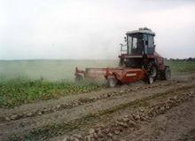 Beet harvesters IOS-6
