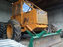 1998 Tractor Forwarder Skidder