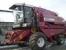 2008 Combine harvester 812 WOOD