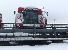 2009 Combine harvester ACROS-53