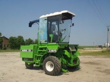 1992 forage harvester Maral 125