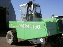 1993 forage harvester Maral 150