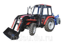 Tractor Foton TB 404 with front