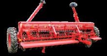 Grain and fertilizer Seeders