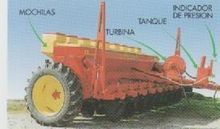 Direct sowing BERTINI 10000 D